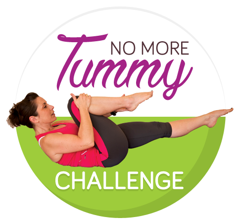 10 days Pilates Tummy Challenge - Get Gorgeous