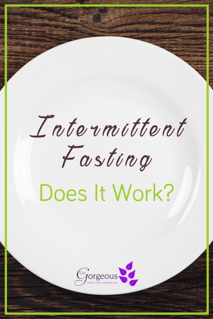intermittent fasting - does it work