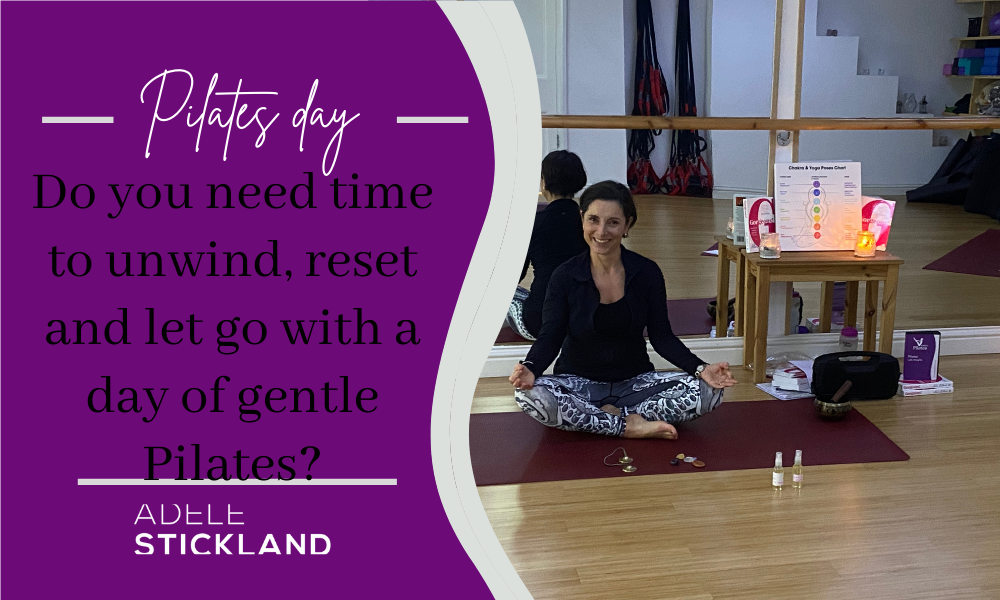 do you need a Pilates day relaxing