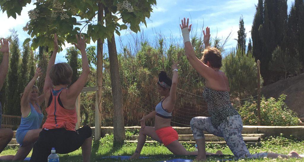 Yoga in Spain