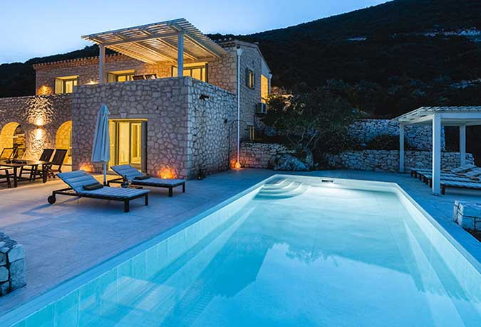 Greek Retreat
